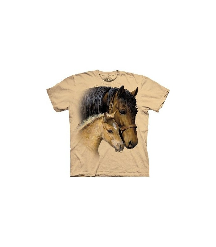 Gentle Touch - Horses Shirt The Mountain