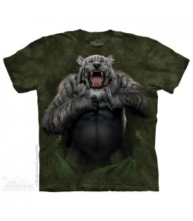 Tigerilla - T-shirt Animaux Mixés The Mountain