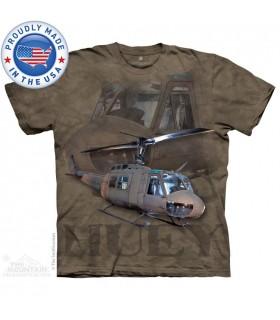 Huey - T-shirt Hélicoptère Smithsonian