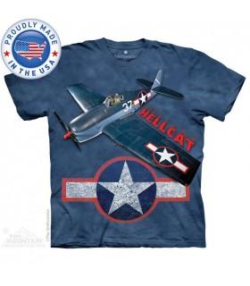 T-shirt Grumman F6f Hellcat - Smithsonian