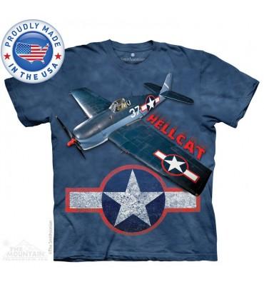 Grumman F6f Hellcat T-Shirt The Smithsonian