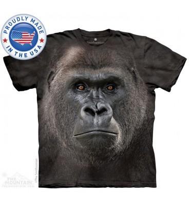 Big Face Lowland Gorilla T-Shirt