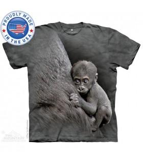 Kibibi Baby Lowland Gorilla T-Shirt