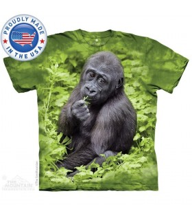 Kojo Western Lowland Gorilla T-Shirt The Mountain