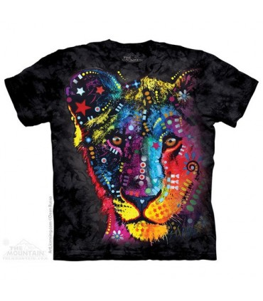 T-shirt Lion Russo The Mountain