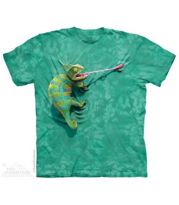 T-shirt Caméléon The Mountain