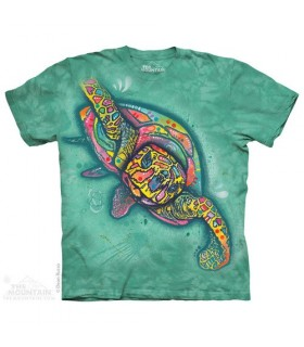 Russo Turtle - Aquatics T Shirt The Mountain