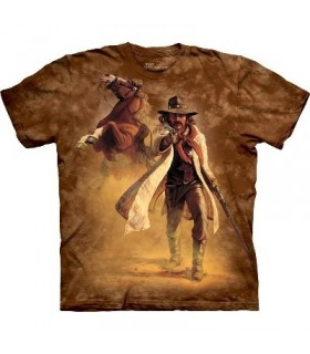 Sheriff - Western Shirt The Mountain