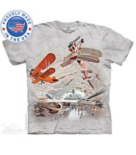 T-shirt Boeing The Mountain