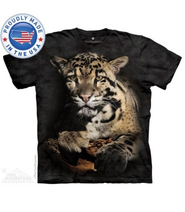 Clouded Leopard T-Shirt The Smithsonian