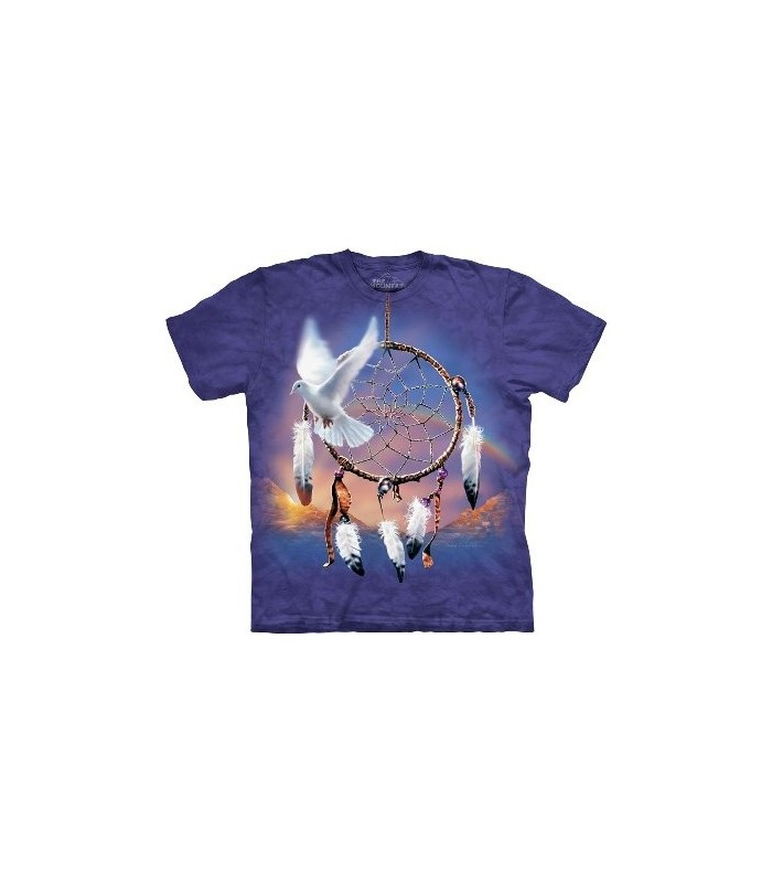 T-Shirt Colombe par The Mountain