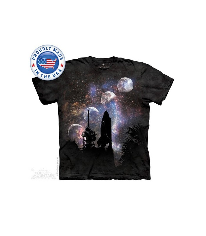 Columbia First Launch Sts-1 Mission T-Shirt