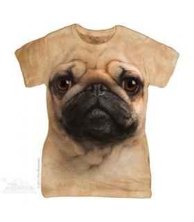 Pug Face Women's T-Shirt