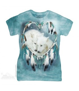 Coeur de Loup - T-shirt Femme The Mountain