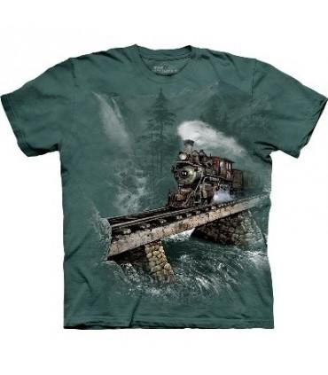 Loco 74 - Train Shirt the Mountain