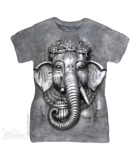 T-Shirt Femme Ganesh The Mountain