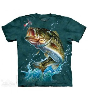 Bar - T-shirt Poisson The Mountain