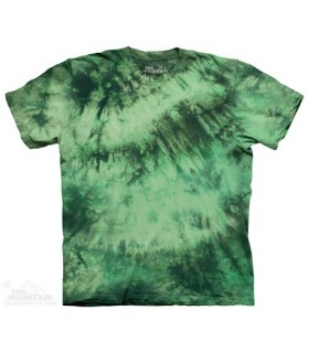 Kiwi - Mottled Dye T Shirt The Mountain