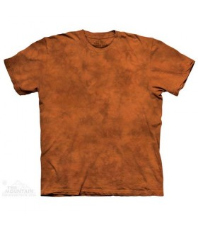 Mandarin - Mottled Dye T Shirt The Mountain