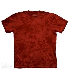 Candy Apple - Mottled Dye T Shirt The Mountain