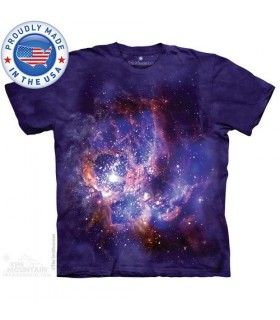 Star Forming NCG604 - Space T Shirt The Mountain