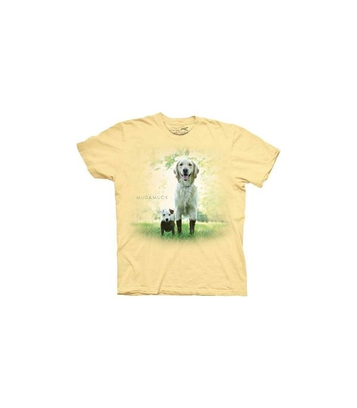 T-Shirt Mud et Muck par The Mountain