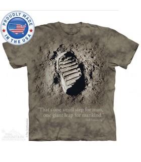 First Step T-Shirt The Mountain