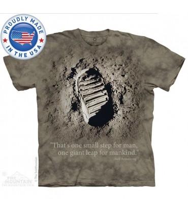 Premier Pas - T-shirt Espace Smithsonian