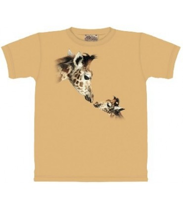 T-Shirt Hello Up There par The Mountain