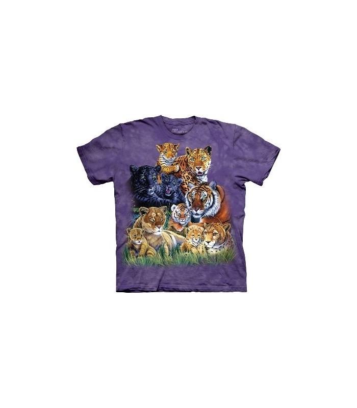 T-Shirt Mères et Enfants par The Mountain