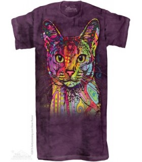 Abyssinian - Adult Nightshirt The Mountain
