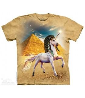 Pharoahcorn - T-shirt Licorne The Mountain
