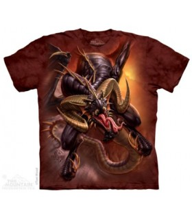T-shirt Raid du Dragon The Mountain