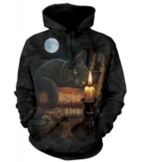 The Witching Hour - Fantasy Hoodie The Mountain