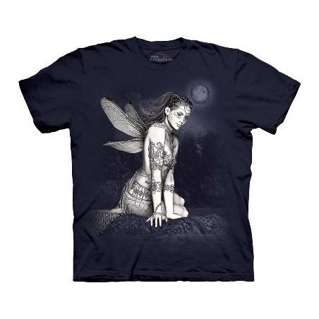 T-Shirt Crystalline par The Mountain