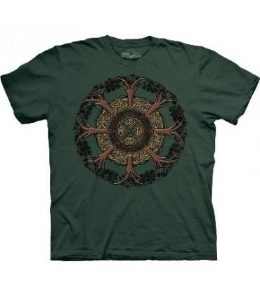 T-Shirt Arbre Celtique par The Mountain