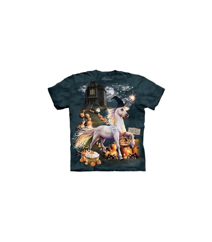 T-shirt Licorne Halloween The Mountain