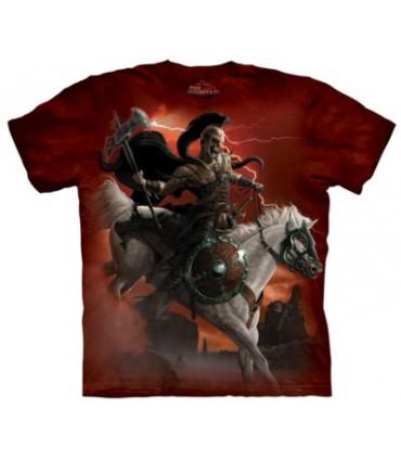 T-shirt Cavalier Sombre The Mountain