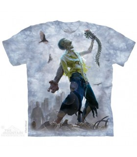 T-shirt Zombie The Mountain