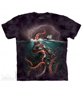Unleashed - Sea Monster T Shirt The Mountain