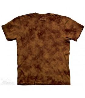 Pinecone - Mottled Dye T Shirt The Mountain