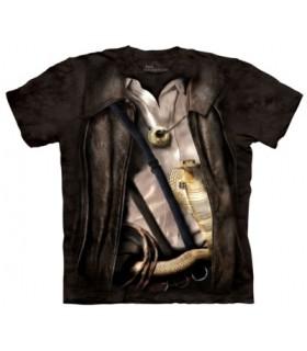 Cobra Jones - T-shirt Serpent The Mountain