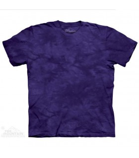 Decepticon - T-shirt Tacheté Dye The Mountain