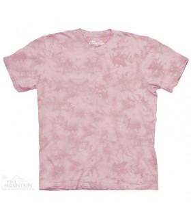 Carnation - Mottled Dye T Shirt The Mountain