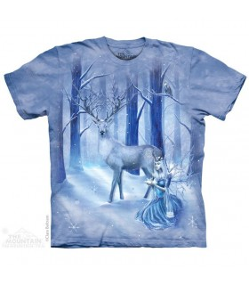 Frozen Fantasy - T Shirt The Mountain