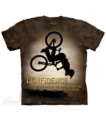 Biker Outdoor - Bike T Shirt The Mountain