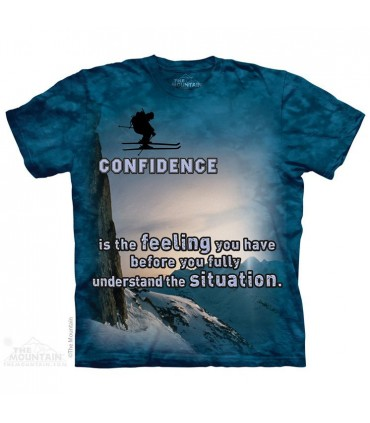Ski Outdoor - Ski T Shirt The Mountain