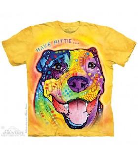 Avoir Pitié - T-shirt Chien The Mountain
