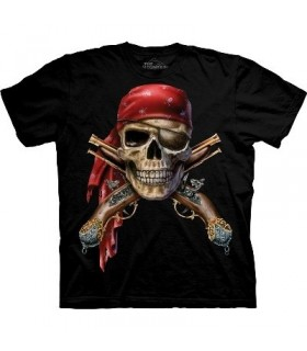 Skull and Muskets - Fantasy Shirt Mountain