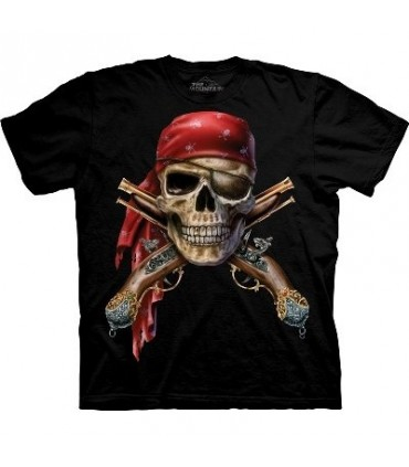 Skull and Muskets - Fantasy Shirt Mountain